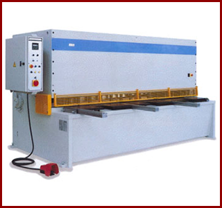 Barcorp® Preci-Cut® Hydraulic Shear